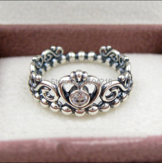 rings compatible with pandora jewelry my princess ring new