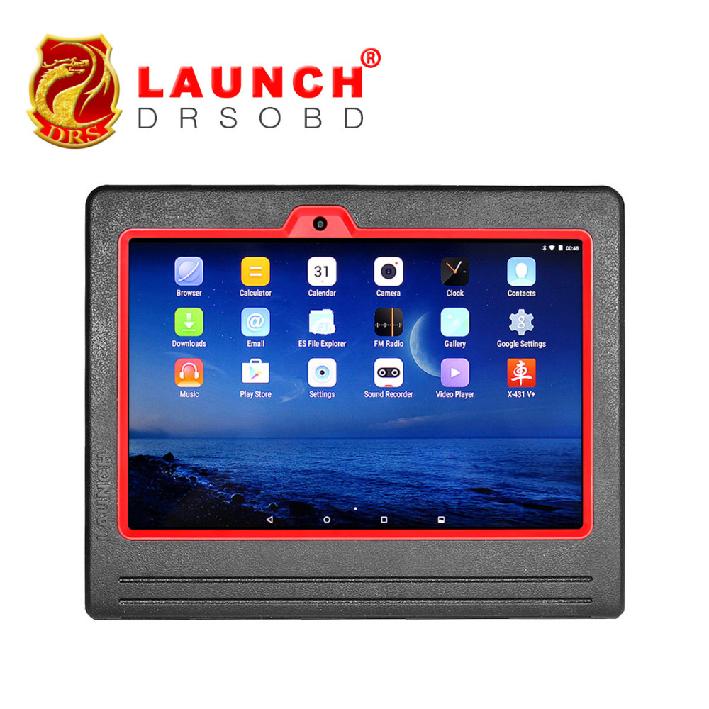 [Launch Dealer] 100% Original launch X431 V+ Scanner support Wifi/Bluetooth Free Update Online 3 Year warranty X431 V Plus(China (Mainland))
