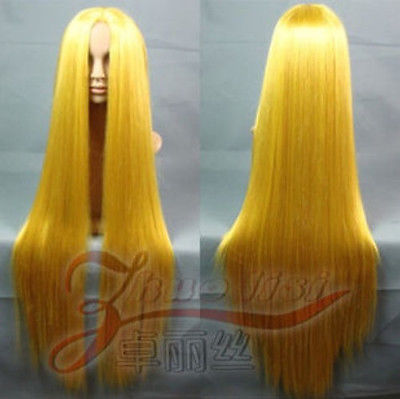 long straight heat resistant Cosplay Fashion Wig Party cosplays heat resistant WOMEN AW322 HTRE34 (B0320)<br><br>Aliexpress