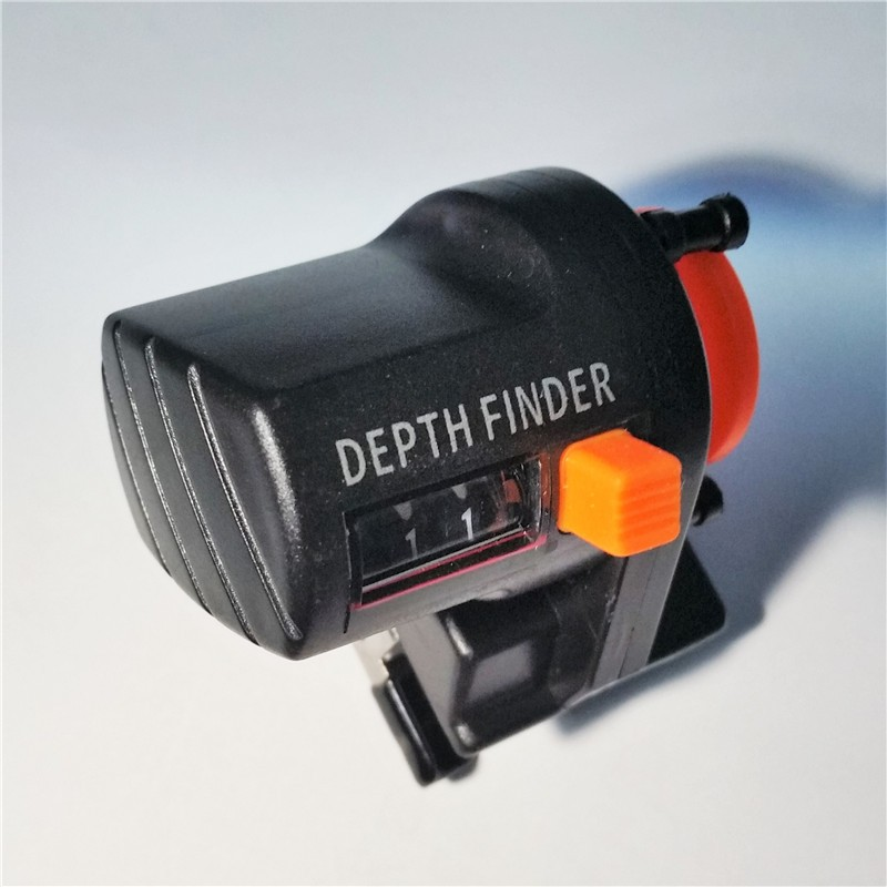 Fishing Reel Line Depth Counter Meter & Gauge (2)