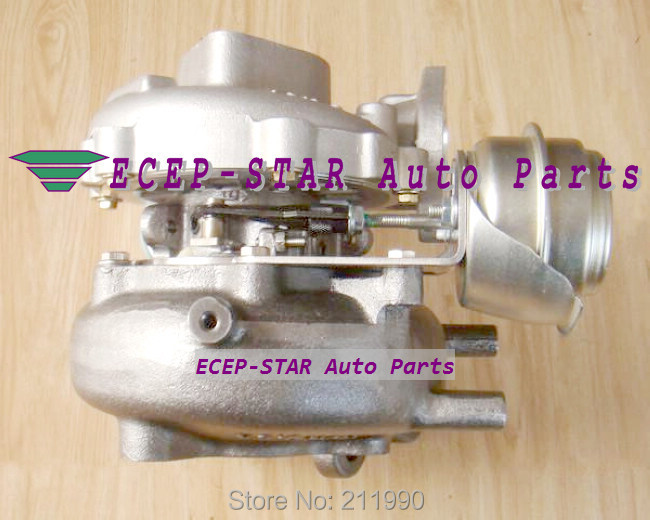GT2056V 767720 767720-5004S 14411-EB71C Turbocharger For Nissan Navara 2.5L DI 2007 144HP 171HP YD25 with Gaskets (4)