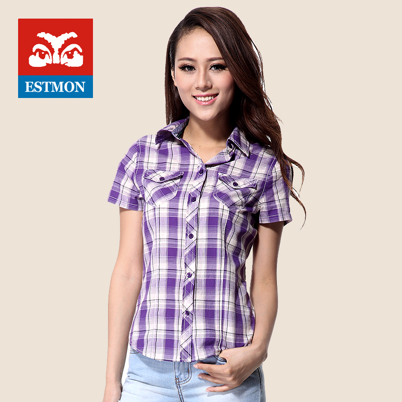 Find great deals on eBay for women short sleeve plaid shirts. Shop with confidence.