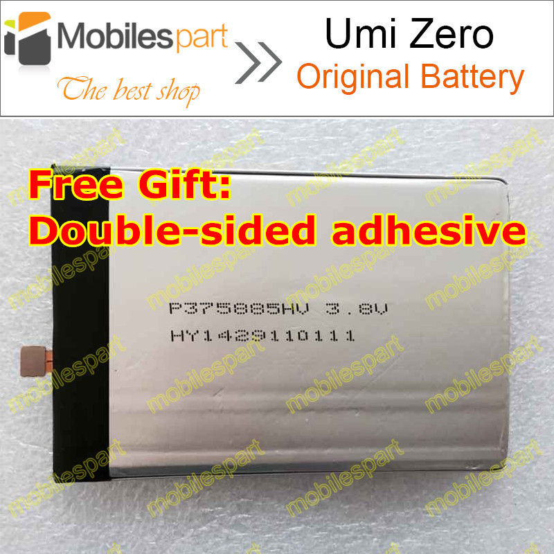 Umi Zero Battery 100 Original 2780mAH Battery Replacement for Umi Zero Smartphone In Stock Free Shipping