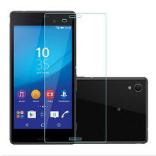 For Sony Premium Tempered Glass Anti Shatter Screen Protective Cover Film for Sony Xperia T3 M4 Z 1 2 Z3 Z4 Z5 Mini compact