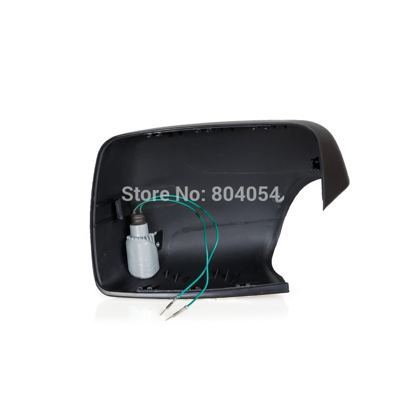 FOR BMW E53 X5 MIRROR COVER LEFT  SIDE REF 51168266733 W/ LED STEP LIGHT<br><br>Aliexpress