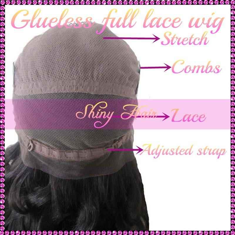 glueless full lace wig pic