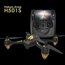HUBSAN X4 H501S FPV drone Professional Quadcopter Drone with 1080P Camera GPS Follow Me 2016 NEW Free shipping