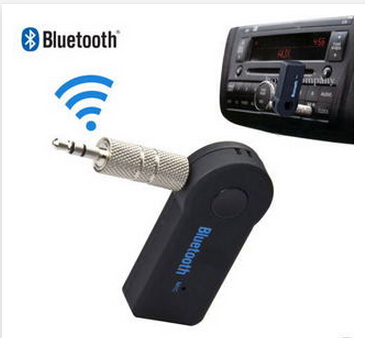 3.5mm Wireless Bluetooth Stereo Audio Adapter Receiver For iPhone For iPod(China (Mainland))