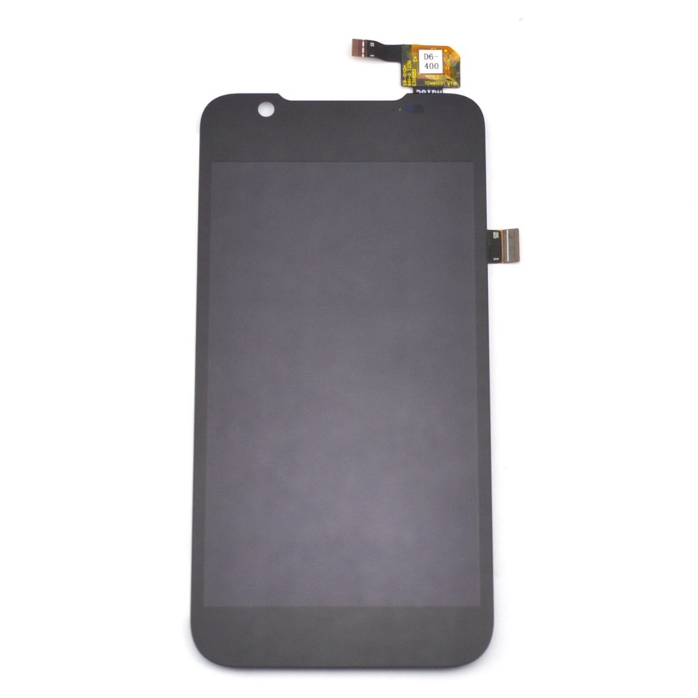 Original LCD For ZTE Grand Era V985 lcd touch screen with digitizer assembly ,Black free shipping !!!