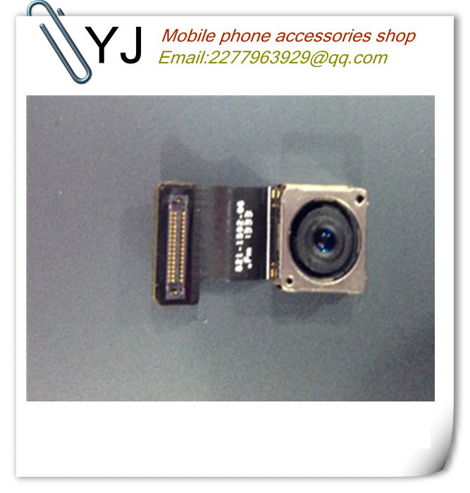 10 pieces/lot HK free original Main Rear Back Camera + Flex Cable Ribbon Replacement Repair Part for iPhone 5S