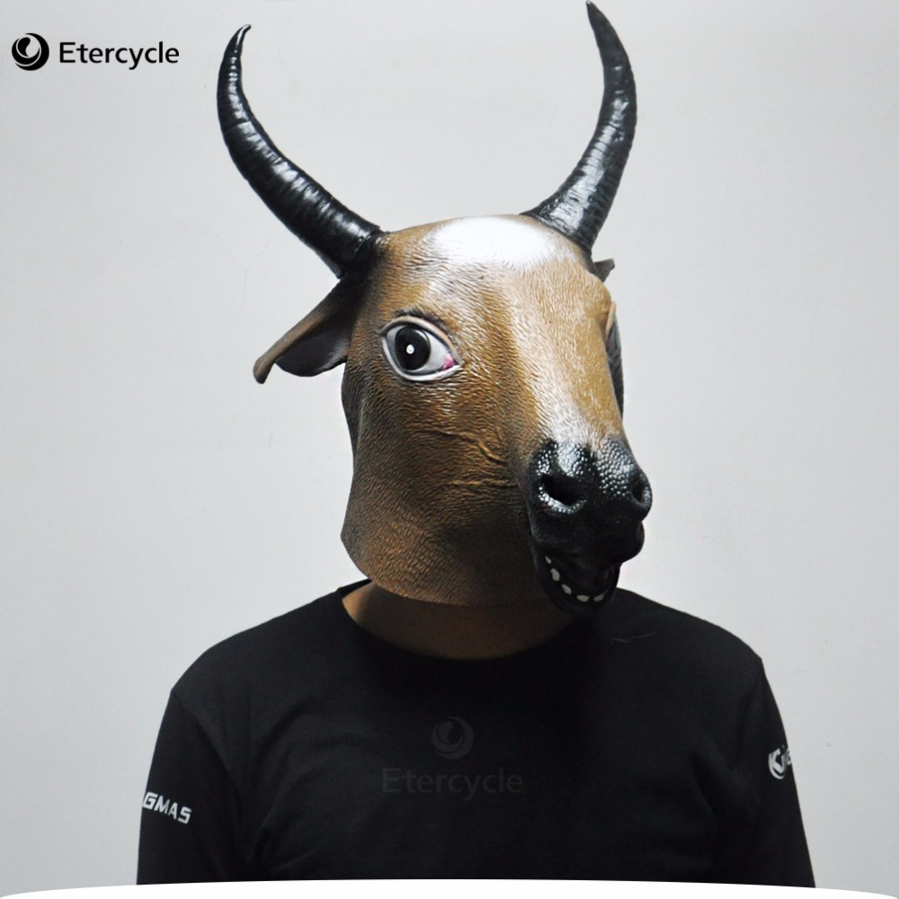 how to make a cow head costume
