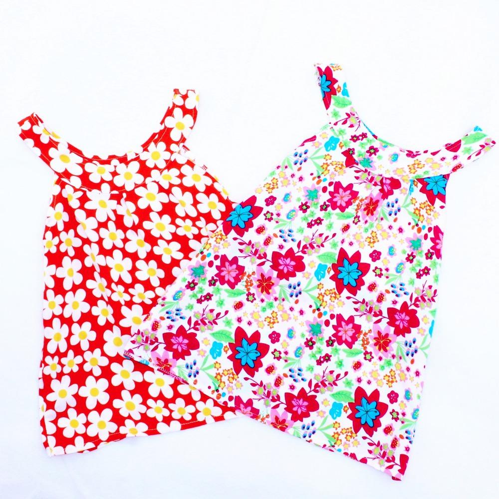 Olike 2015 new girls summer dress girls dresses children beach bohemian dress 0-6 years Baby Casual kids dress(China (Mainland))