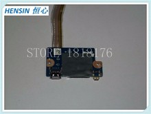 FOR Dell FOR Studio 1747 Card Reader Firewire USB Port Board w Cable A09904(China (Mainland))
