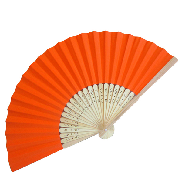 50Pcs Wholesale Personalized Paper Fan With Logo On Ribs Customized Wedding Souvenir For Guests Free Shipping+Organza Bag(China (Mainland))