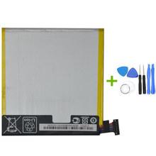 New Original C11P1303 Tablet 3950mAh Battery For ASUS Google Nexus 7 Nexus7 II 2 2nd 2013 ME571 ME57K Tablet Battery+Tools