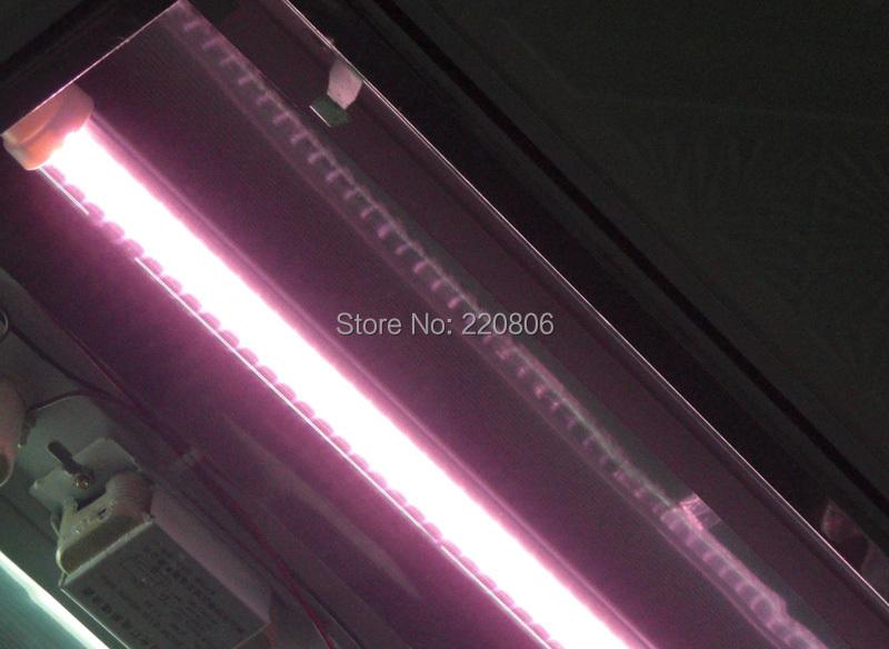Wholesale SMD2835 96pcs 120V 220V 230V 240V 1.2m 120cm 1200mm 48inches 4' feet 18W led meat counter tube, pink led fresh tube(China (Mainland))