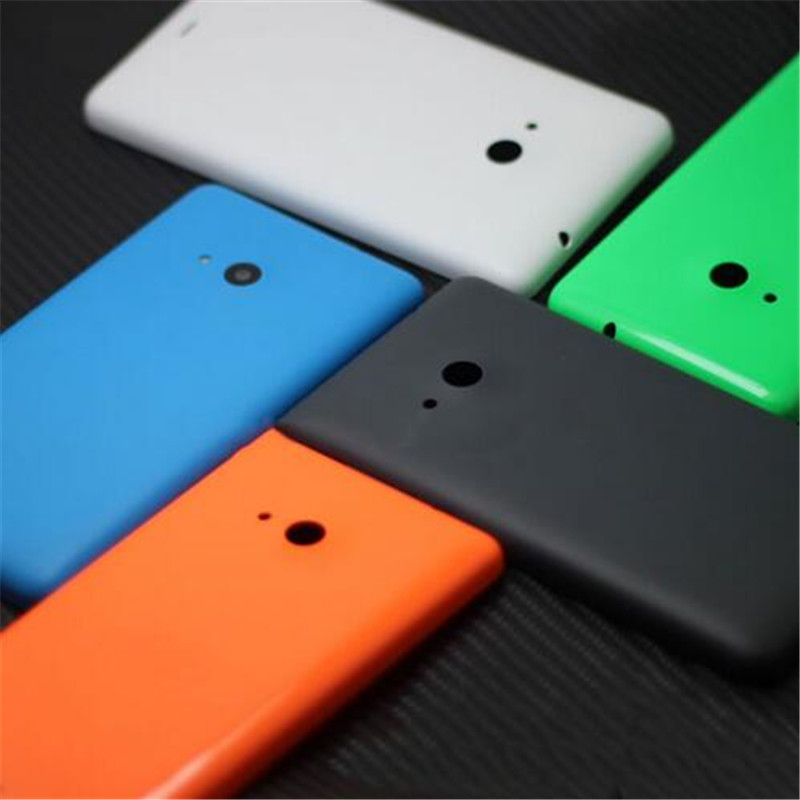 Original Back Cover Case for Microsoft Lumia 535 Genuine Housing Battery Cover Replacement For Microsoft Nokia Lumia 535 Cases(China (Mainland))