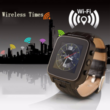 Bluetooth Wifi Smartwatch Android Smart Watch Wearable Devices Digital-watch Hand-free Call Touch Screen Dual Cores SIM GPS