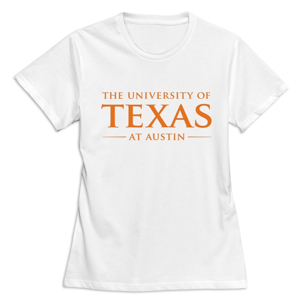 Hot sale university of texas austin t shirt anime o collar for Custom t shirts austin texas