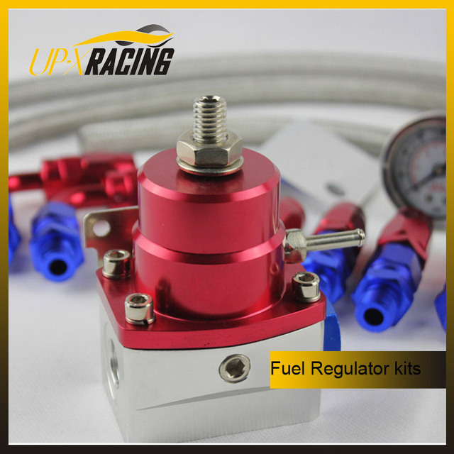 Hight quality universal fuel pressure regulator with viton diaphragm