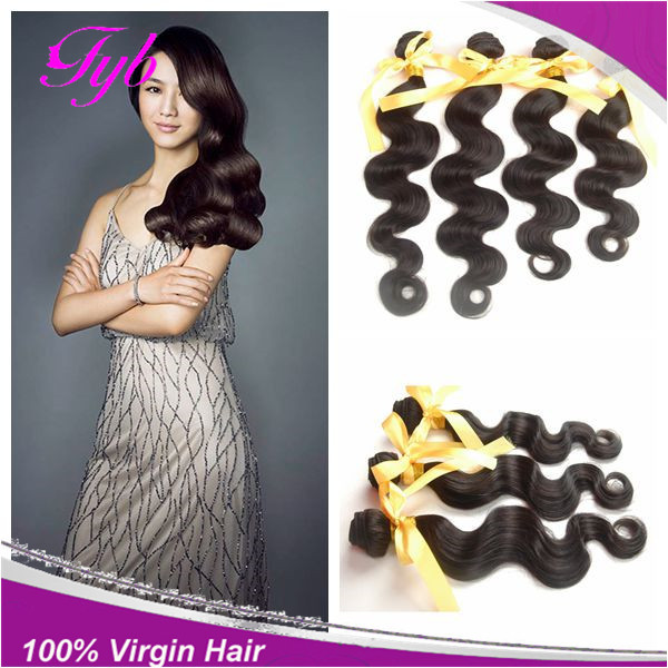 Annie Hair Products Malaysian Body Wave 6A Malaysian Virgin Hair Extension 50% off Cheap Human Hair Weave Free Shipping(China (Mainland))
