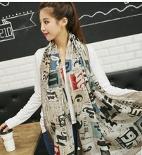 hot sale new Fashion Classic Women Brand Autumn winter scarf designer Kao and restoring ancient ways design scarf 8colours(China (Mainland))
