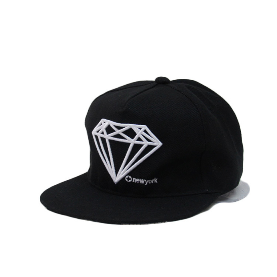 High quality Men and women, 2015 south hyolee with diamond flat hat Hip-hop cap outdoor cap trend adjustable brand comfortable(China (Mainland))