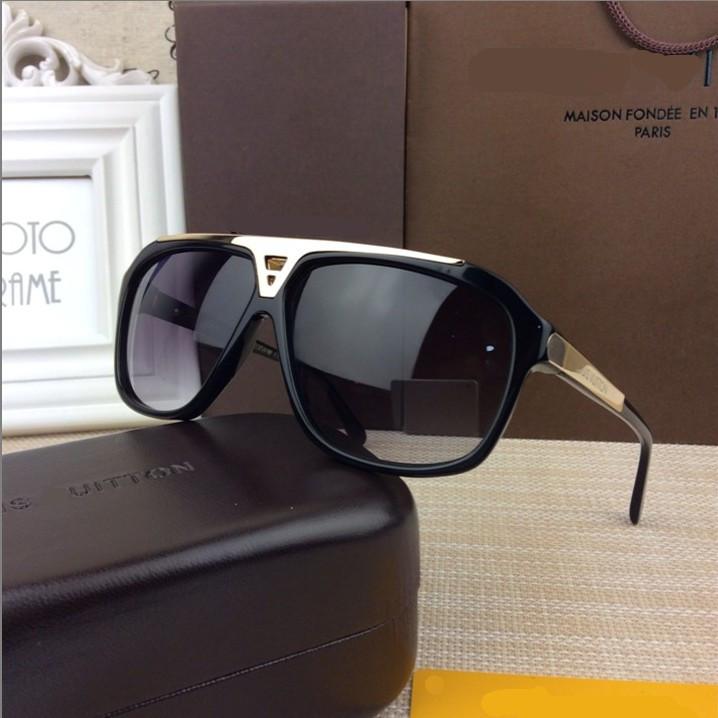 New free shipping classic man sunglass with top quality acetate sunglass designer style popular brand sunglass with original box