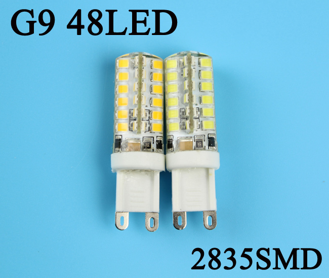 High Power 9W 220V 230V 240V SMD2835 LED G9 Lamp Corn Bulb 360 Beam Angle - Professional 1+1 store