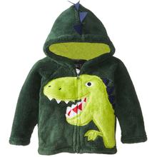 Children Jackets Cotton Boys Jacket Fleece Girl Coat Character Kids Clothes Hooded Baby Outerwear & Coats Coat for Girls CCU38