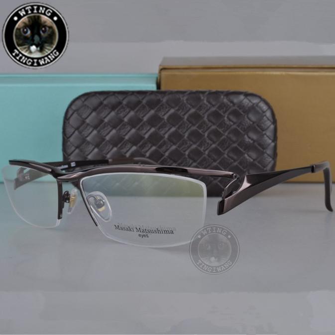 Discount Glasses Optical Frame Reading Fashion Women Men Prescription Myopia Eyeglasses Computer Eyewear with Original Box(China (Mainland))
