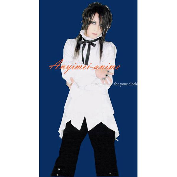 J-Rock  Shirt Visual gothic punk Tailor-made[CK915]Одежда и ак�е��уары<br><br><br>Aliexpress