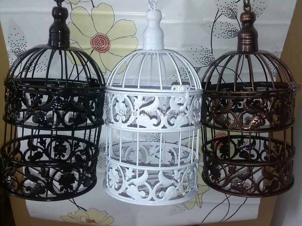 Online Buy Wholesale Decorative Bird Cages Weddings From China Decorative Bird Cages Weddings