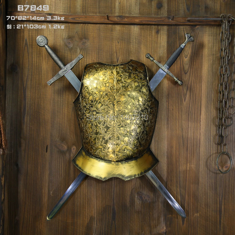 Popular medieval armor buy cheap medieval armor lots from china medieval armor suppliers on - Cheap medieval home decor ...