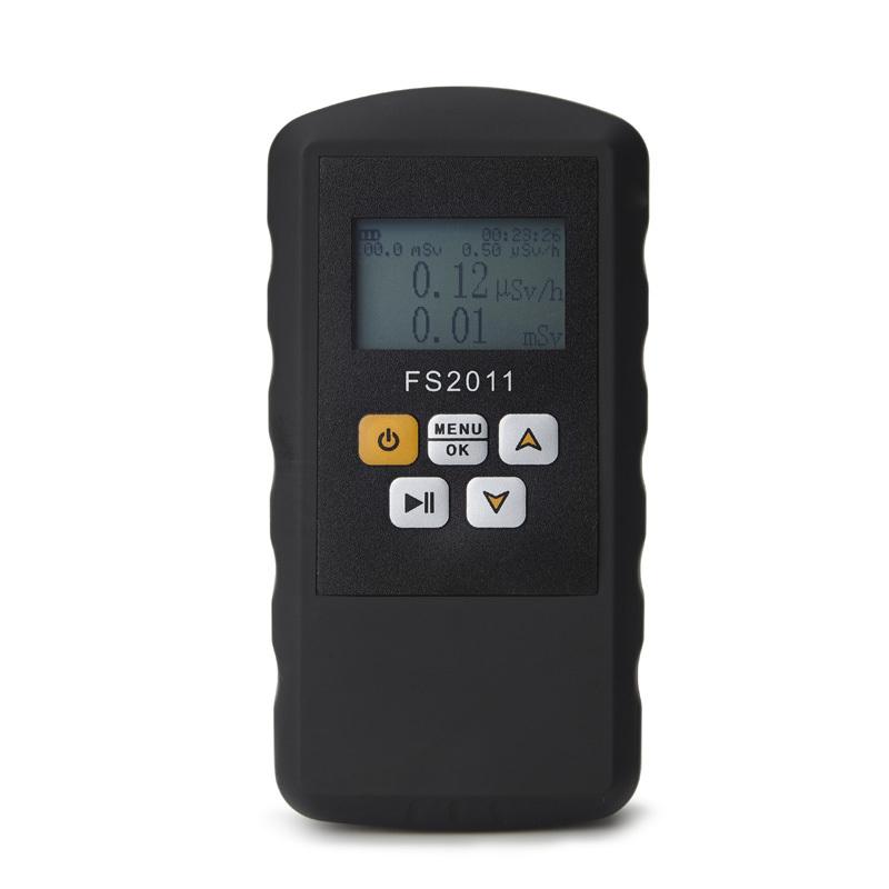 Radiation Measurement Instruments : Nuclear radiation detectors radioactive alarm personal