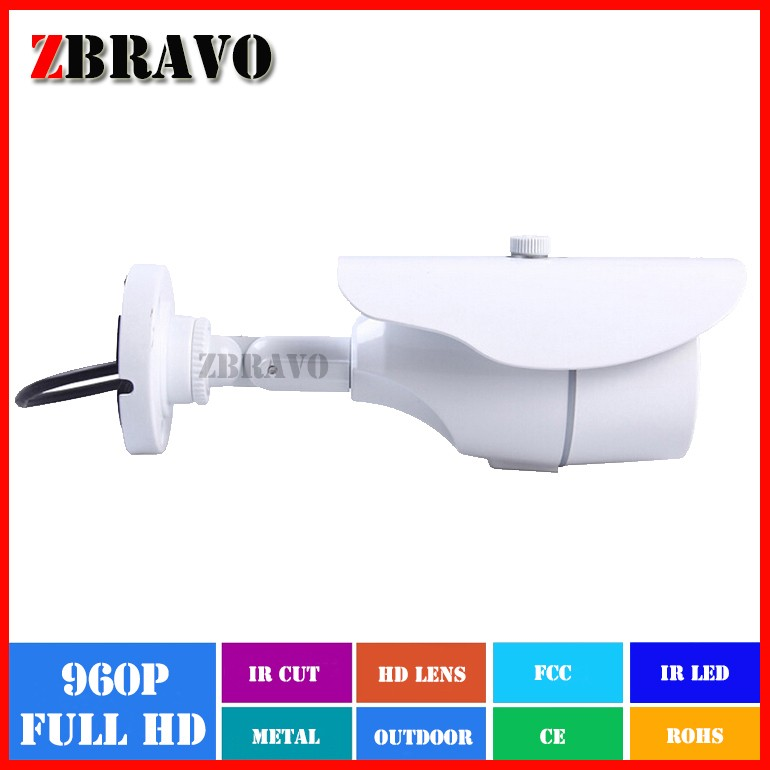 1080P HD Analog 2.0MP SONY IMX322 AHD Bullet camera AHD H AHDH AHD-H outdoor security camera system OSD IR-CUT Bracket
