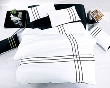 Simple design bedcloth sports style hom