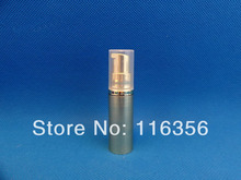 5ML gold airless lotion bottle or vacuum with airless pump
