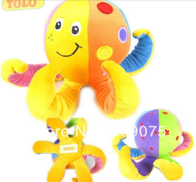 Toys For 0 2 Years Old : New year gifts free shipping years old baby plush toys