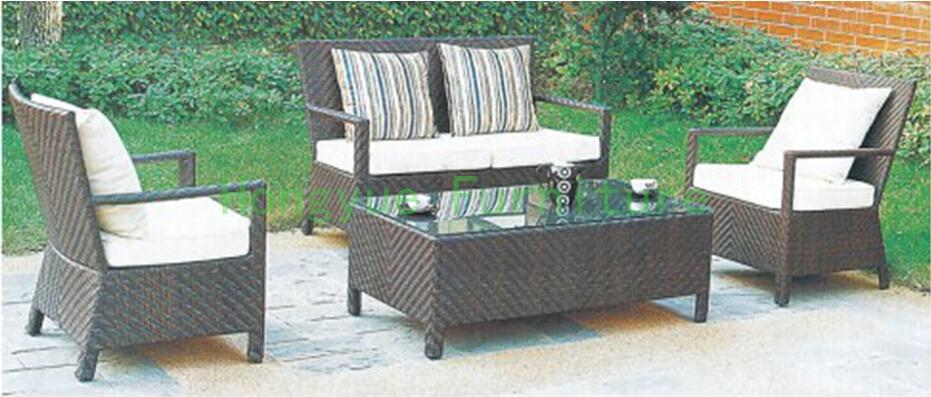 rattan outdoor garden sofa patio sofa set furniture in. Black Bedroom Furniture Sets. Home Design Ideas