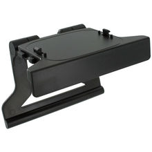 Free shipping New TV Bracket Clip Clamp Mount Mounting Stand Holder for Microsoft Xbox 360 Kinect Sensor
