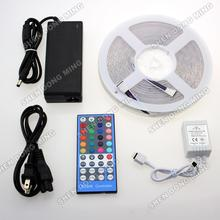 Buy Waterproof RGBW 5M 60leds/m 5050 led strip light ribbon IP67 12V 6A Power Supply+ 40Keys IR remote Controller flexible light for $24.75 in AliExpress store
