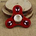 AOSST POP Spider Metal Hand Spinner Fidget Spinner Finger Spinner Tri Spinner Stress Wheel Fidget