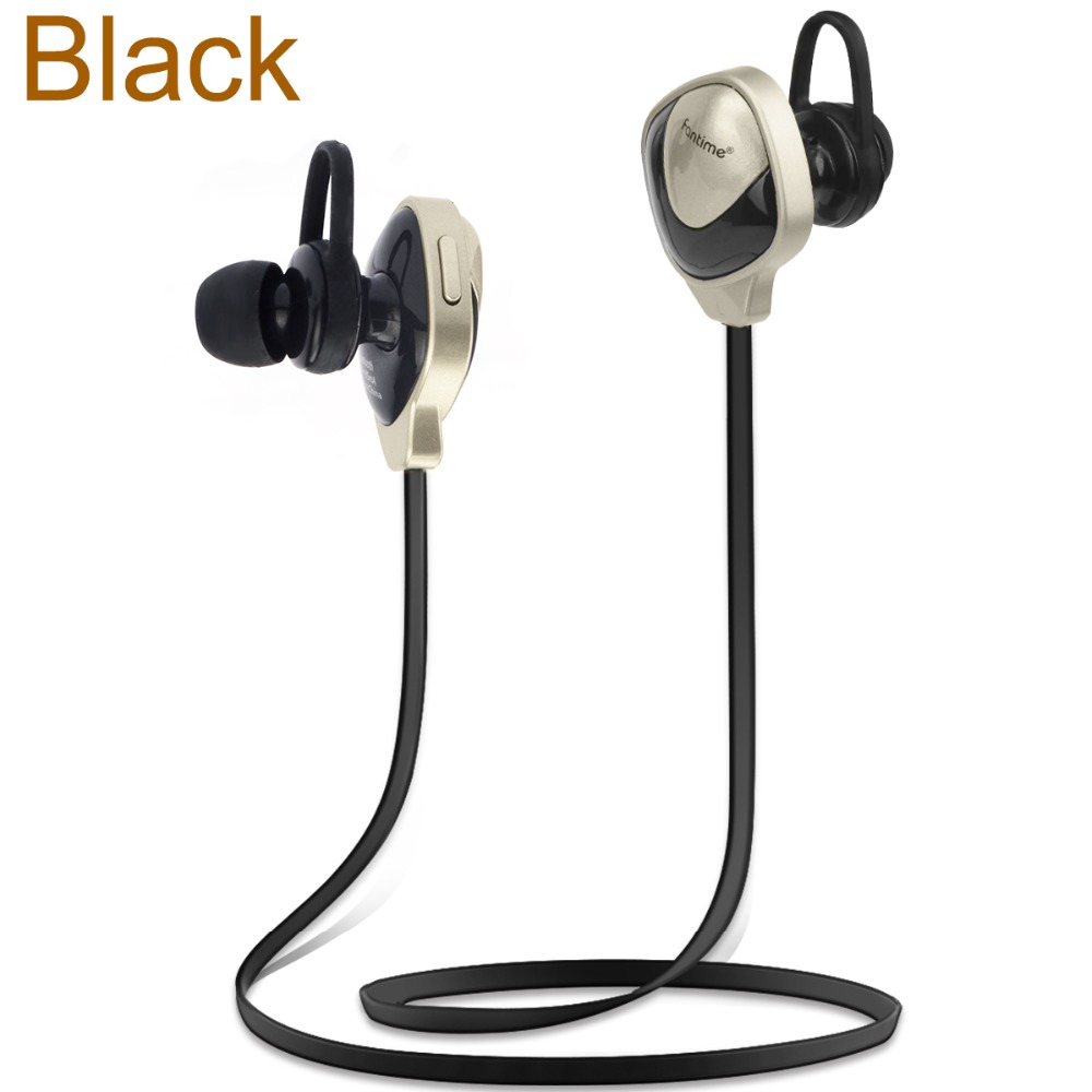 stereo bluetooth headphones noise cancelling wireless earbuds sports headset earphone for phone. Black Bedroom Furniture Sets. Home Design Ideas