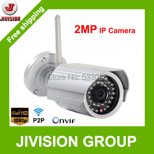 IP Camera 1080P 2MP Wireless Security IPcam Wifi Megapixel Outdoor Waterproof Infrared HD Onvif Home CCTV Surveillance camera(China (Mainland))