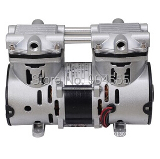 Oil free air pump,rocking piston vacuum pump max vacuum -920mbar AC220V(Hong Kong)