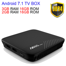 Buy Android 7.1 TV BOX M8S Pro 3GB/16GB Amlogic S912 Octa Core Set top Box 2.4G/5G Dual WiFi 2G/16G Bluetooth 4.1+HS Media Player for $53.28 in AliExpress store