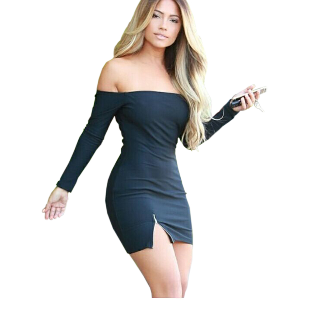 Femmes Sexy Formelle Cocktail Party Soiree Robe de Bal