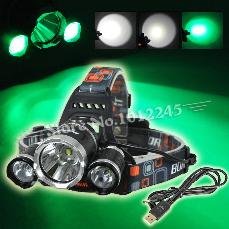 5000Lm Boruit Usb Headlight Linterna Frontal Head Lamp 1*XML T6+ 2*XPE LED Flashlight Headlamp Lantern For Camping+Usb Cable<br><br>Aliexpress