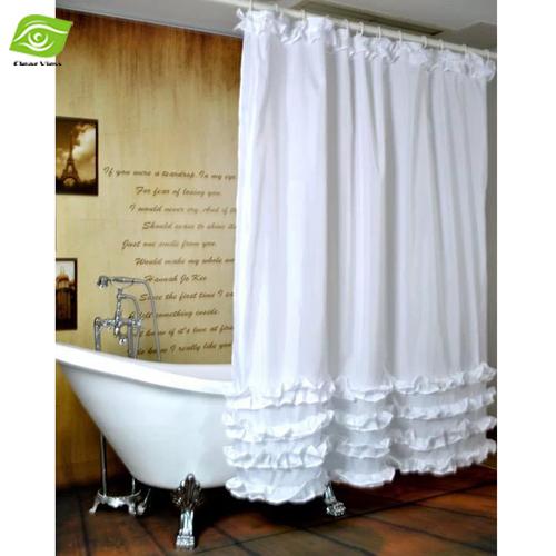 Cortina Baño Elegante:Elegant Bathroom Shower Curtains
